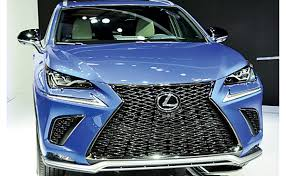 lexus jeep 2018 lexus updates 2018 nx to keep pace with german rivals