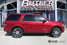 lincoln navigator rims lincoln navigator with 24in lexani css15 wheels exclusively from