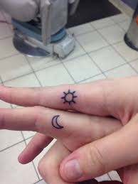sun finger designs ideas and meaning tattoos for you