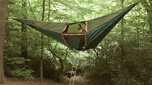 these amazing hammock tree tents are the coolest portable tree