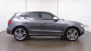 audi sq5 2015 2015 used audi sq5 quattro 4dr 3 0t premium plus at schumacher