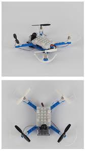 diy drone remote control self assembled four axle aircraft blocks diy drone