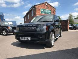 used range rover for sale used cars for sale in congleton u0026 cheshire lrc 4x4 limited