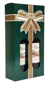 wine bottle gift box two bottle wine or spirits gift box spirited shipper