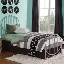 Bed Headrest Upholstered Headboard Footboard Bed Wayfair