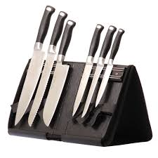 kitchen knives holder berghoff hotel line universal etui knife holder reviews wayfair