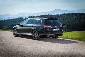 volkswagen passat wagon abt has 7 power kits for the new vw passat sedan and wagon