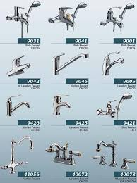 kitchen faucet types different kitchen faucet types