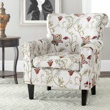 High Back Accent Chairs Blizodo Bebeto High Back Accent Chairs With Arms Most
