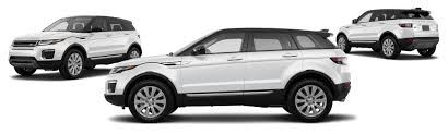 land rover evoque black and white 2017 land rover range rover evoque awd hse dynamic 4dr suv