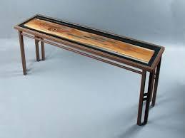 Unique Console Tables This Unique Console Table Created Vintage Transom Panel Japanese