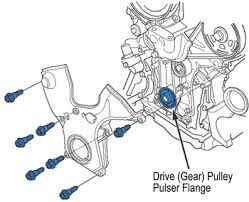 2005 honda accord timing belt or chain two distinct noises heard after timing belt replacement honda