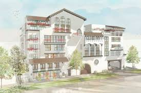seven story la cienega project would bring 90 apartments just