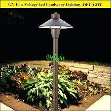 Lowes Led Landscape Lights Outdoor Landscape Lighting At Lowes Led Lights Landscape Garden