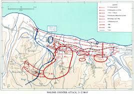Crete Map Battle Of Crete U2013 Operation Mercury Maps Historical Resources