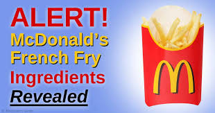 siege social mcdonald mcdonald s fries contain far less junk in the uk than the us