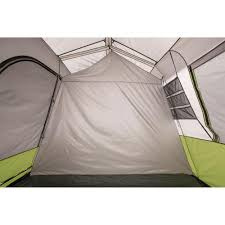ozark trail 9 person 2 room instant cabin tent with screen room ebay