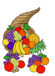 thanksgiving cornacopia happy thanksgiving clipart