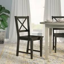 Dining Chair Wood Wood Kitchen Dining Chairs You Ll Wayfair