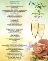 Easter Brunch Buffet by Brunching Around Reno Tahoe On Easter Sunday Visitrenotahoe Com