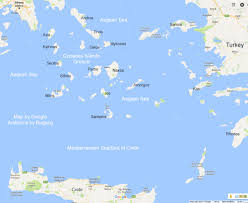 World Map With Seas by Aegean Sea Maps With Turkey U0027s Best Beaches And Greece U0027s Best Islands