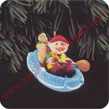 128 best my hallmark ornaments images on