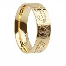 mens gold wedding rings men s gold tree of wedding ring