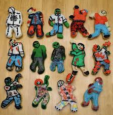 must run in the family halloween sugar cookies