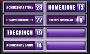 name a movie people like to watch at christmas family feud