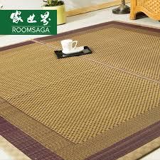 corn bran straw mats carpet japanese style tatami floor tatami