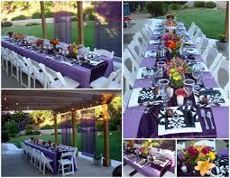 backyard graduation party ideas christmas lights decoration