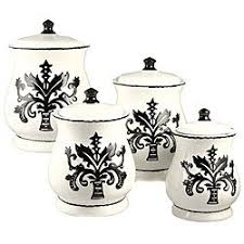 black ceramic kitchen canisters cheap black ceramic canister sets find black ceramic canister
