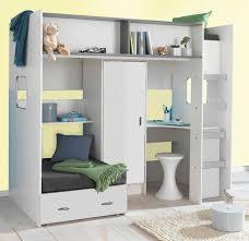 High Sleeper Bed With Desk And Sofa Futon High Sleeper Bm Furnititure