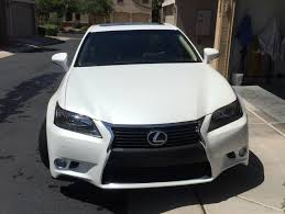 lexus gs350 f sport for sale 2015 gs 350 front bumper black to match sport grill clublexus lexus