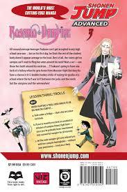 rosario vampire vol 3 akihisa ikeda 9781421519050 amazon com