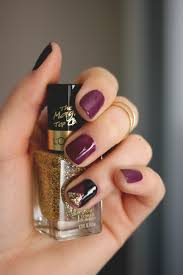 diy geometric nail design sweet blooming roots