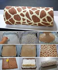 giraffe swiss roll recipe alldaychic