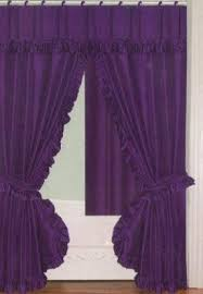 Drapes With Matching Valances Double Swag Shower Curtain Foter