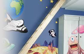 chambre enfant espace stickers muraux de l espace pour déco chambre enfant vente