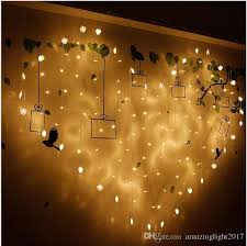 cheap 2m 128 leds 220v shape string lights décor warm