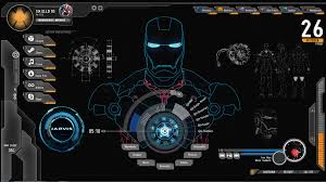 live themes windows 7 iron man theme wallpaper