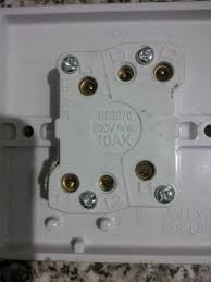 Light Switch Replacement Volex 2 Gang 2 Way Light Switch Replacement Diynot Forums
