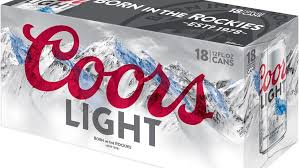 case of coors light coors light urging beer drinkers to climb on in new marketing