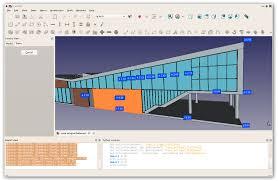 architektur cad software arch tutorial freecad documentation