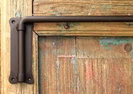 Swing Arm Curtain Rod Swing Arm Curtain Rod Stylish Antique Floral Leaf Swing Arm