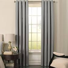 Single Blackout Curtain Beautyrest Beauty Rest Marlboro Chevron Blackout Grommet Single