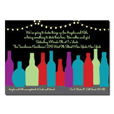 stock the bar party stock the bar invitation couples shower or engagement party