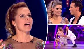darcey bussell earrings strictly strictly come 2017 teary hawkins slammed by
