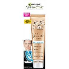 Skin Light Skinactive Miracle Skin Perfector Bb Cream Oily Combo Skin