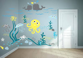 Wall Decor Stickers For Nursery Baby Room Decor Wall Stickers Painting Ideas Pooh Them The Animal